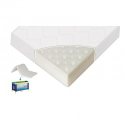 Στρώμα για παρκοκρέβατο LoreLLi® Air Comfort 60 x 120 x 6 cm