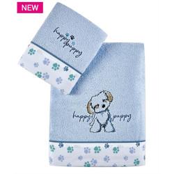 Πετσέτες KENTIA Terrie σετ των 2 cm