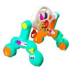 Γυμναστήριο και περπατούρα Infantino® Grow-With-Me 3-in-1 Fun Gym & Walker