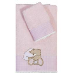 Πετσέτες Nef-Nef Homeware Forever Newborn σετ των 2