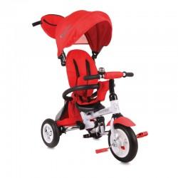 Τρίκυκλο ποδήλατο LoreLLi® Matrix Air Wheels Red