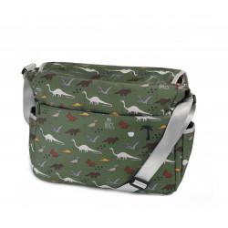 My Bags τσάντα θηλασμού με θήκη - αλλαξιέρα Dinos