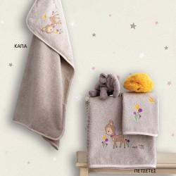 Πετσέτες Makis Tselios Home Elve σετ των 2