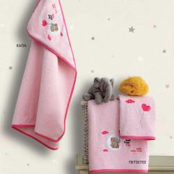 Πετσέτες Makis Tselios Home Soso σετ των 2
