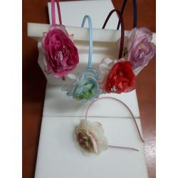 Στεφανάκι G&P Accessories Λουλούδι