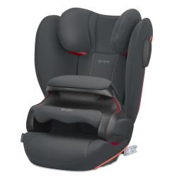 Κάθισμα αυτοκινήτου Cybex Silver Pallas B2-Fix+ Lux Steel Grey 9-36 kg