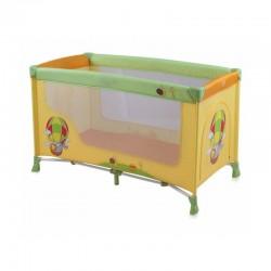 Παρκοκρέβατο LoreLLi® Baby Nanny Multicolor Balloon