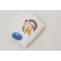 Πετσέτα DOWN TOWN HOME Peppa Pig Duck 70 x 140 cm