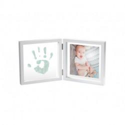 Κορνίζα για αποτύπωμα μωρού Baby Art My Baby Style Transparent με χρώμα