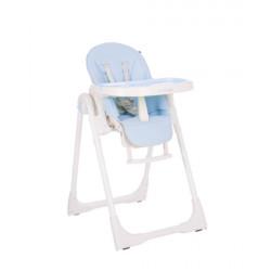 Kikka boo καρέκλα φαγητού Pastello Blue