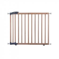 Safety 1ST πόρτα ασφαλείας διπλή Wood 69-106 cm