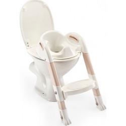 Thermobaby κάθισμα τουαλέτας με σκαλάκι Kiddyloo Brown