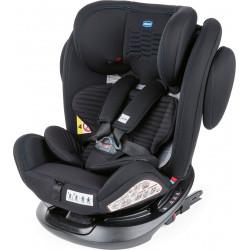 Κάθισμα αυτοκινήτου Chicco Unico Plus Air Black 0-36 kg