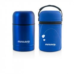 Miniland δοχείο θερμός φαγητού Food Color Thermo 600 ml