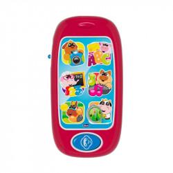 Smartphone με ζωάκια Chicco
