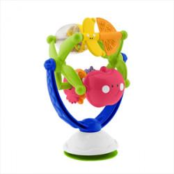 Μουσικά φρούτα Chicco για καρέκλα φαγητού