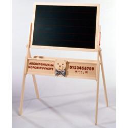 Πίνακας δαπέδου - μαγνητικό γραφείο και σκαμπό Roba®