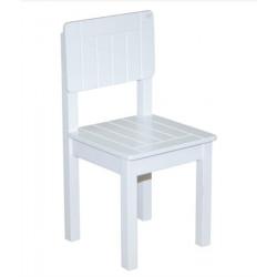 Ξύλινη παιδική καρέκλα Roba® White