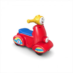 Εκπαιδευτικό σκούτερ Fisher-Price® Laugh & Learn® Smart Stages™ DHN78