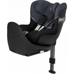 Κάθισμα αυτοκινήτου Cybex Gold Sirona S i-Size Granite Black 0-18 kg