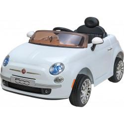 Ηλεκτροκίνητο αυτοκίνητο GLOBO - SPIDKO Fiat 500
