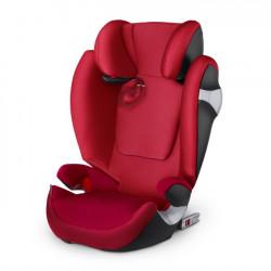Κάθισμα αυτοκινήτου Cybex Solution M-Fix Intra Red 15-36 kg